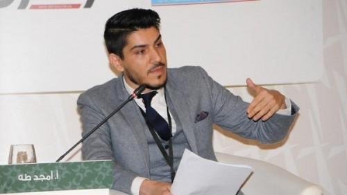 أمجد طه: منتخب أي دولة يمثل الوطن وهويته أمام العالم