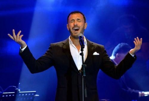 الشيخ محمد بن راشد يطرح أغنية كاظم الساهر الجديدة