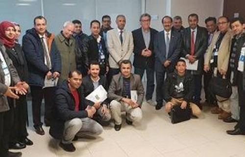 دورة تدريبية حول حقوق الإنسان لليمنيين المقيمين بالمغرب