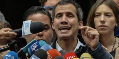 عاجل.. واشنطن تدعو الجيش الفنزويلي إلى دعم غوايدو