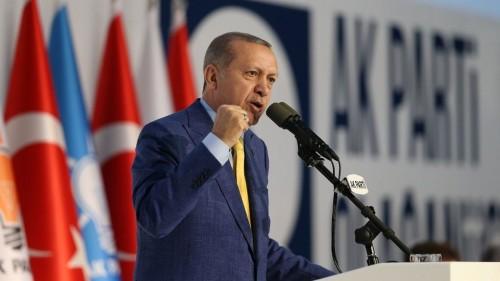 """فضيحة مدوية.. حزب أردوغان يدعي امتلاكه """"تأشيرات"""" لدخول الجنة"""