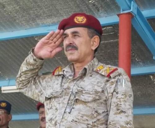 محافظ حضرموت ينعي نائب رئيس هيئة الأركان العامة