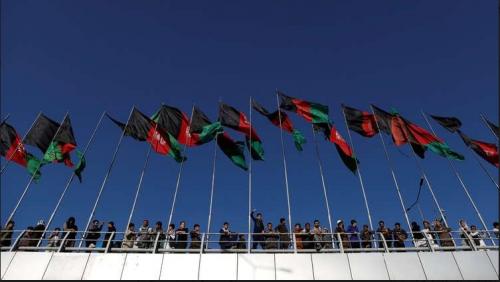 """لقاء وفد من طالبان مع زعماء المعارضة الأفغانية """"يثير غضب كابول"""""""