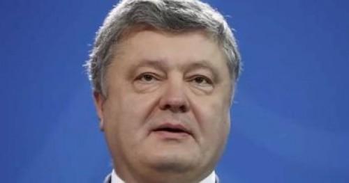 الرئيس الأوكراني يتقدم بأوراق ترشحه مرة ثانية لرئاسة البلاد