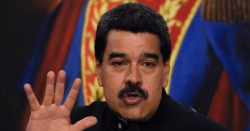 فنزويلا ترفض التدخل العسكري لأمريكا للإطاحة بالحكومة الحالية