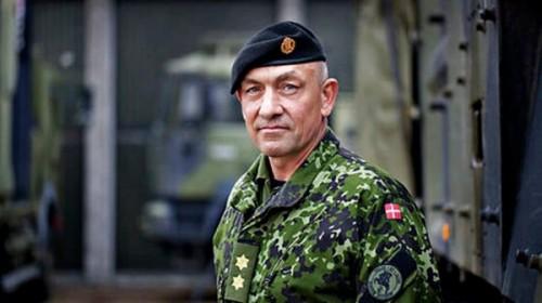 الجنرال الدنماركي مايكل لوليسغارد يصل عدن اليوم
