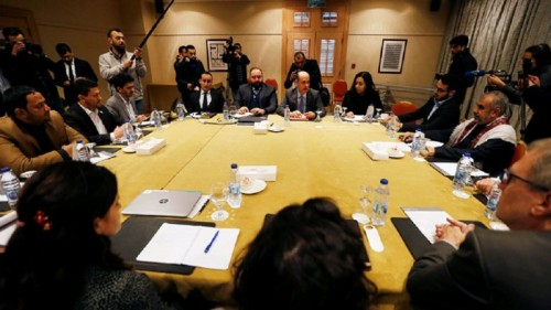 الإعلان رسميًا عن موعد المحادثات اليمنية الجديدة في الأردن