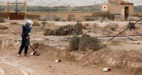 مشروع مسام.. ينزع ألغام الحوثي ويبث الطمأنينة في نفوس اليمنيين