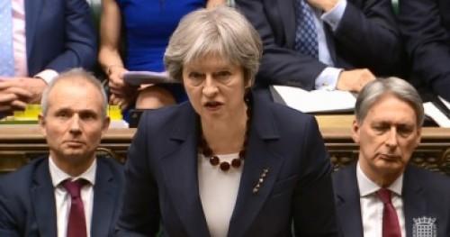 الاتحاد الأوروبي ينفي تقديم ضمانات لدعم بريطانيا فى الخروج