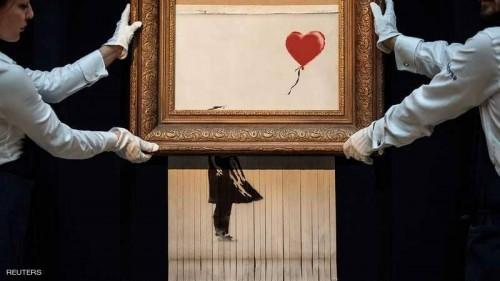 """أشهر لوحات """"بانسكي"""" تعرض في ألمانيا"""