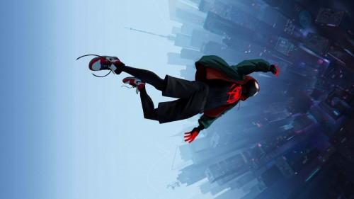 فيلم Spider-Man: Into The Spider-Verse يحصد 348 مليون دولار