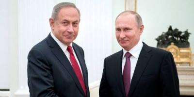 نتنياهو يلتقي بوتين في موسكو 21 فبراير الجاري