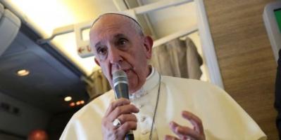 بابا الفاتيكان يعلن استعداده للتوسط بين سلطات فنزويلا