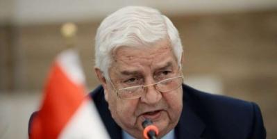 سوريا: من واجبنا الحفاظ على أمن القوات الإيرانية على أراضينا