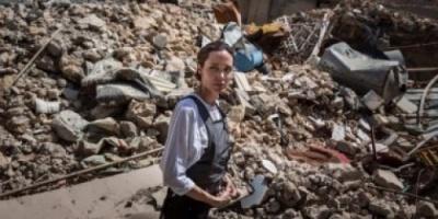 أنجلينا جولي تندد بتقاعس العالم عن إنقاذ اللاجئين من الروهينجا