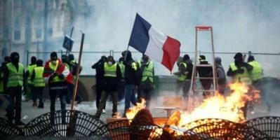 البرلمان الفرنسي يقر مشروع قانون لحظر التظاهر ومعاقبة المخربين