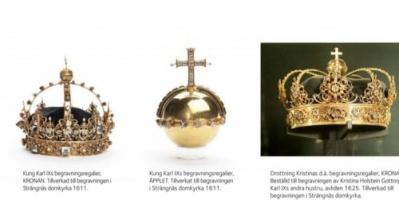 شرطة ستوكهولم تعثر على مجوهرات ملكية سويدية مسروقة