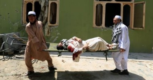 مقتل صحفيين أفغانيين أثناء اقتحام مسلحون محطة إذاعية