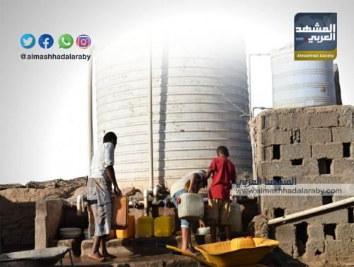 قرية الخداد بلحج.. أزمة المياه تقتل الأخضر واليابس (انفوجرافيك)