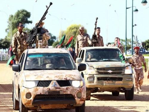 مصادر تؤكد.. الجيش الليبي يسيطر على حقل شرارة النفطي