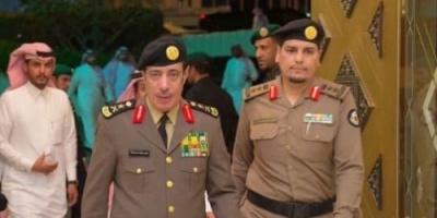 وفاة مدير الأمن العام السعودي السابق