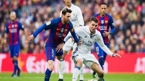 ميسي يغيب عن التشكيل الرسمي لبرشلونة أمام ريال مدريد