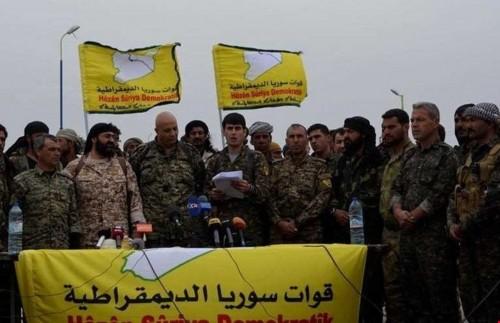قوات سوريا الديمقراطية تعلن اعتقال ألماني منتمياً لداعش