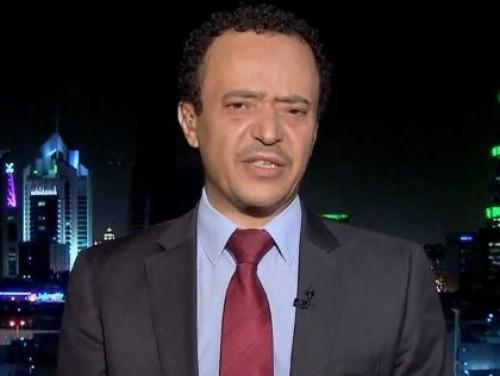 غلاب: القوى اليمنية في الخارج تضعف عزيمة من في الداخل