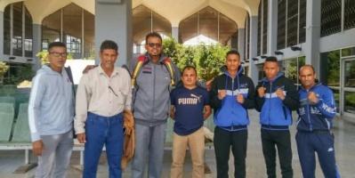منتخب اليمن للملاكمة يغادر للمشاركة في البطولة العربية بالقاهرة