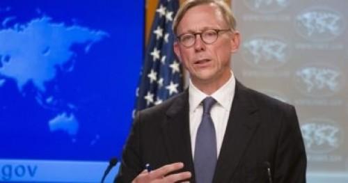 موفد أمريكي: لا نعتزم تمديد إعفاءات العقوبات على إيران