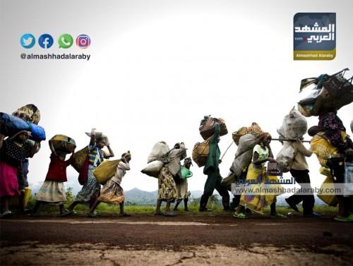 الاتحاد الأفريقي: ٢٠١٩ عاما للاجئين والعائدين والمشردين داخليا (انفوجراف)