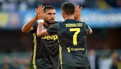 لاعب يوفنتوس يطالب رونالدو بتعويضه عن اللقب الضائع