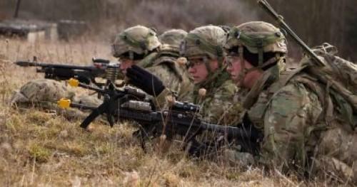 """""""وول ستريت"""": الجيش الأمريكى يسحب كل قواته من سوريا نهاية أبريل"""