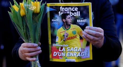 بريطانيا تعلن رسميًا وفاة اللاعب الأرجنتيني إيمليانو سالا