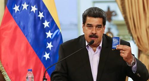 """فنزويلا.. """"مادورو"""" يتهم ترامب بتعطيل مبادرة حوار لحل أزمة البلاد"""