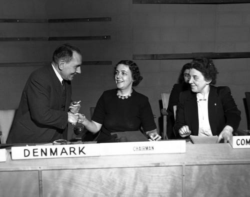 الأمم المتحدة تُعيد ذكرى الدورة الأولى للجنة وضع المرأة