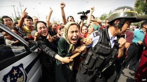 توقيع بيان حول القمع المستمر لمسلمي الأويجور