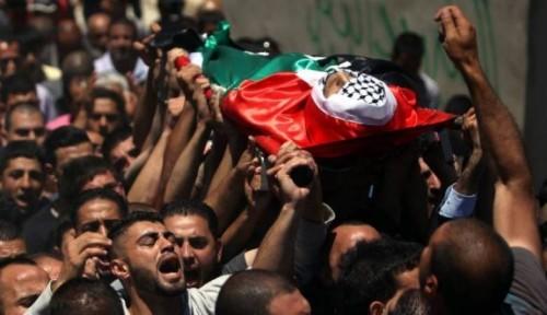 استشهاد طفل فلسطيني برصاص الاحتلال جنوبي غزة