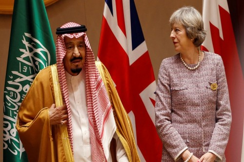 """بريطانيا تقود تكتلاً أوروبياً لمنع إدراج السعودية على قائمة """"سوداء"""""""
