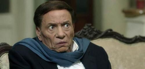 النجم عادل إمام يواصل تصوير مسلسل  فالنتينو  بمدينة الإنتاج الإعلامي