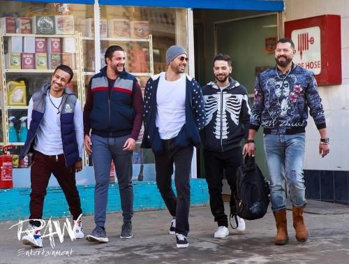 """أحمد عز يوشك على الانتهاء من تصوير """"ولاد رزق 2"""""""