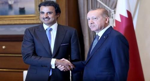 إعلامي سعودي ينتقد قطر وتركيا (تفاصيل)