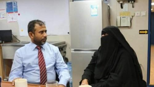 """""""القَدر الرحيم والحظ السعيد"""".. أسيرة قضت 40 يوماً  """"فقط"""" في سجون الحوثي (تفاصيل مثيرة)"""