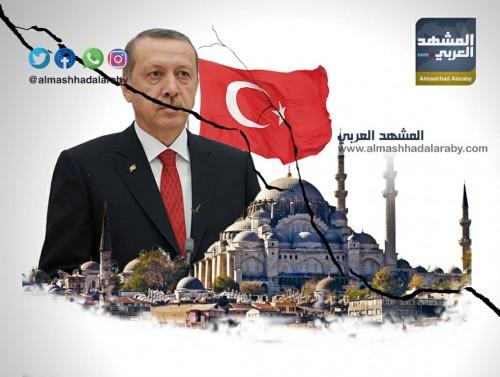 قطار الأسعار يدهس حكومة أردوغان (إنفوجراف)