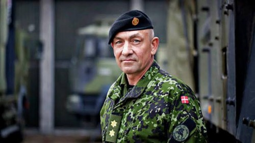 الجنرال الدنماركي يقدم مقترحه حول مدينة الحديدة