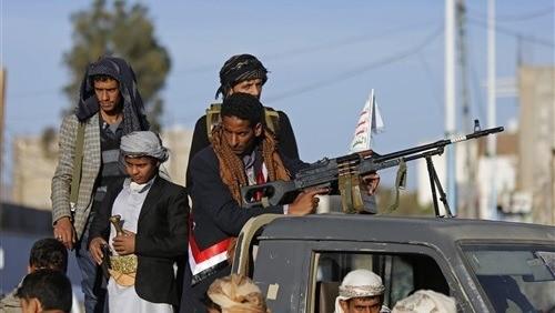 مليشيات الحوثي تعترف بمقتل أحد قيادتها بغارة للتحالف في عمران
