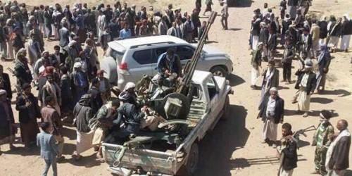 قبائل حجور تسيطر على مواقع إستراتيجية للمليشيات في مدیریة كشر