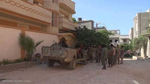 ليبيا تحرر مدينة درنة من قبضة الجماعات الإرهابية