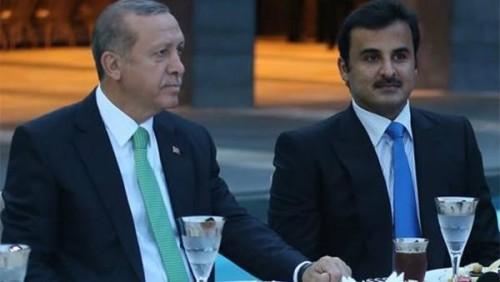 إعلامية: تركيا وقطر يتبادلان الأدوار لتدمير ليبيا