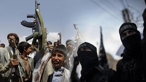سياسي: لا فرق بين داعش والحوثي
